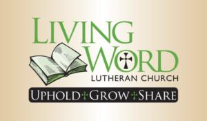 Living Word Lutheran Church logo