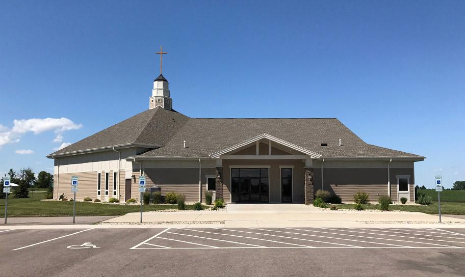 Photo of Living Word Lutheran Church in Milbank, South Dakota