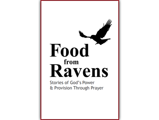 WMPL Food from Ravens Book Cover