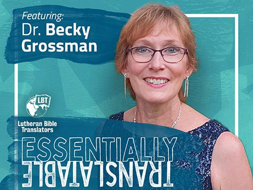 Becky Grossmann Podcast image
