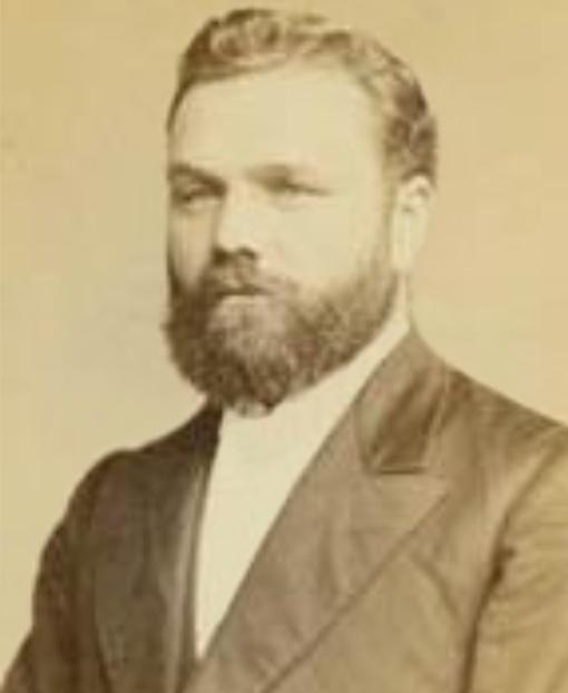Photo of Rev. Carlson