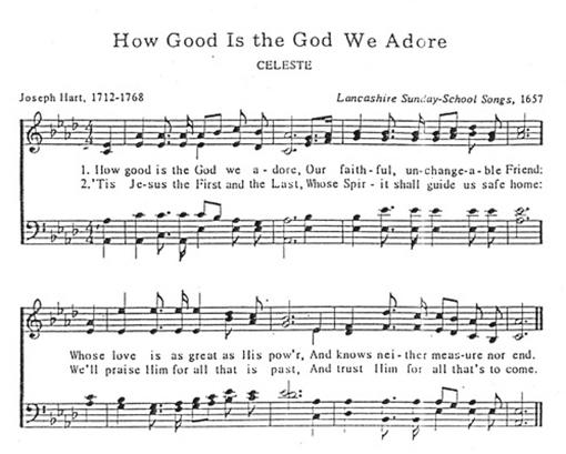 Image of hymn