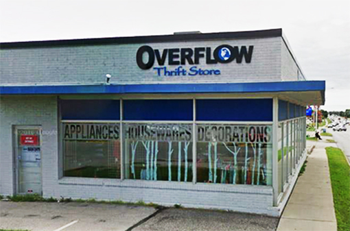 Photo of Overflow Thrift Store