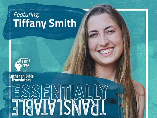 Tiffany Smith podcast